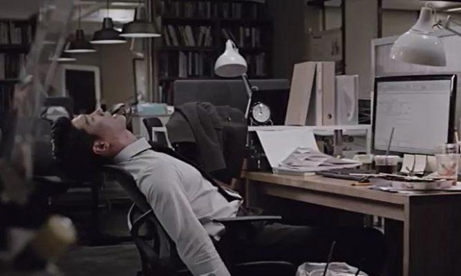 SEP 광고 촬영 – 나도 사장님이다 사무실편