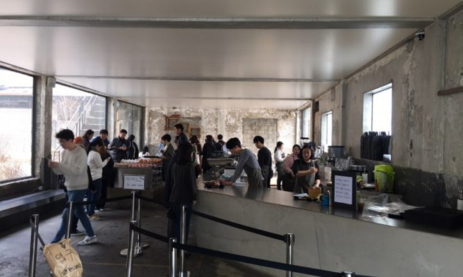 성수동 핫플레이스 카페_어니언