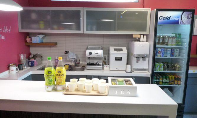 [슈퍼에그]제빙기 사용 개시