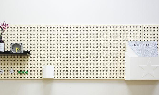 (슈에플 디자인 노트#2) 도심 속 넓은 사무실